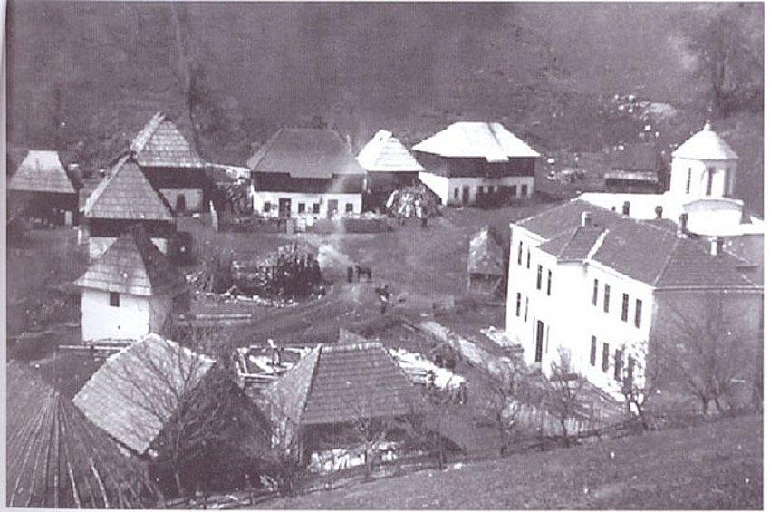 Selo Štitkovo, crkva