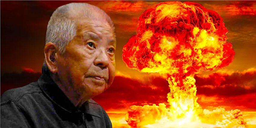 japanac preživeo hirošimu i nagasaki