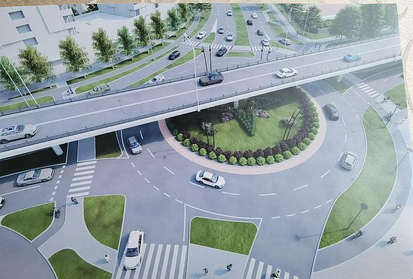 projekat novi most