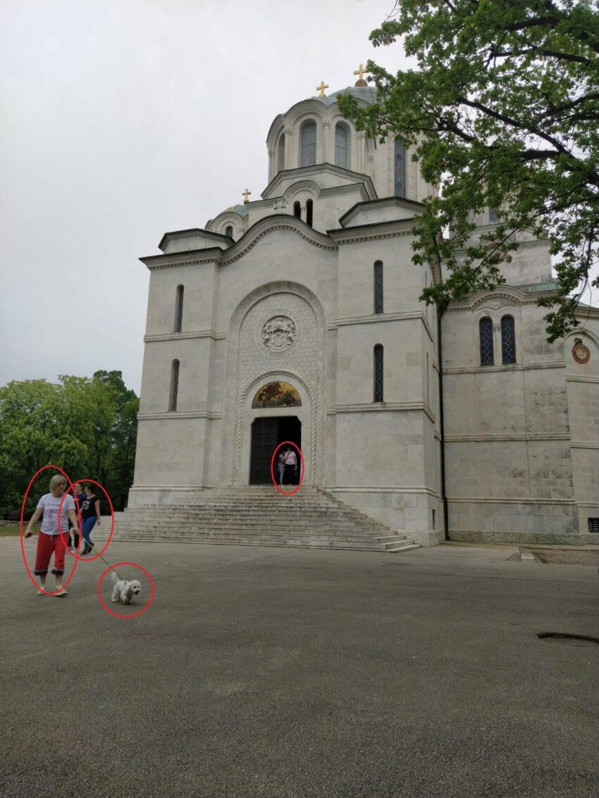 Oplenac crkva