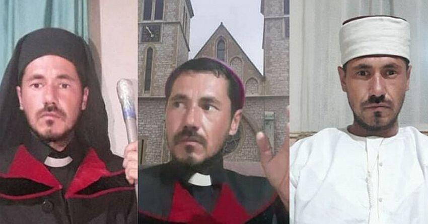 lažni sveštenik