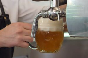 pivo prag
