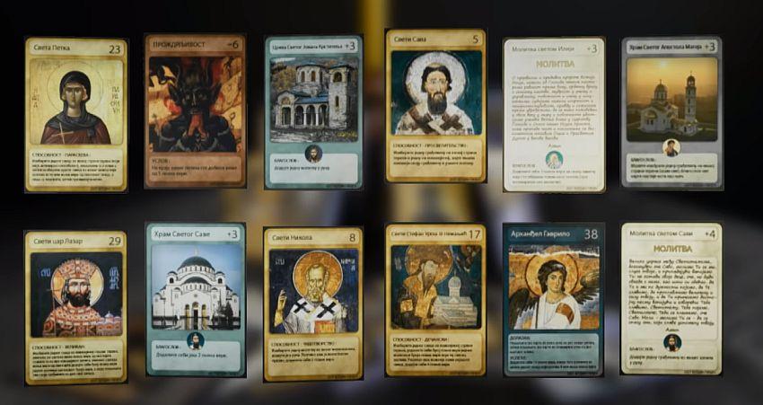 pravoslavni heroji karte