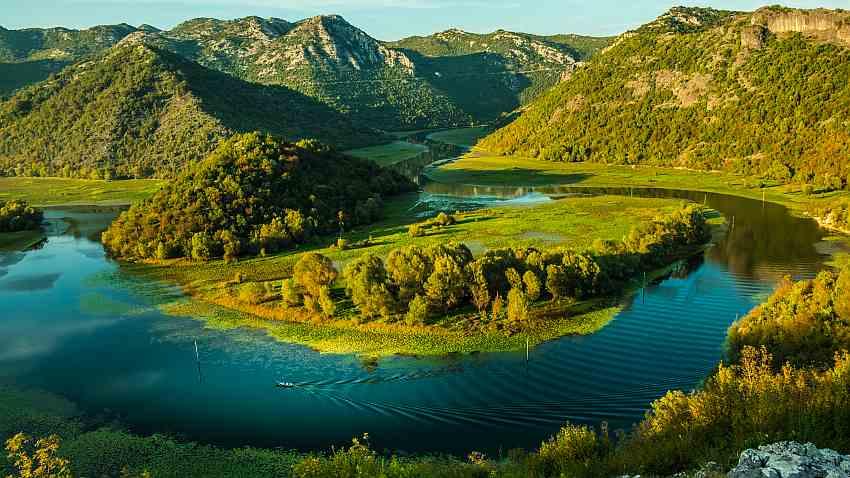 reka crnojevica