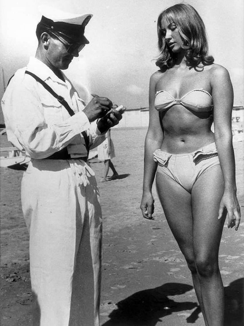 kazna za bikini