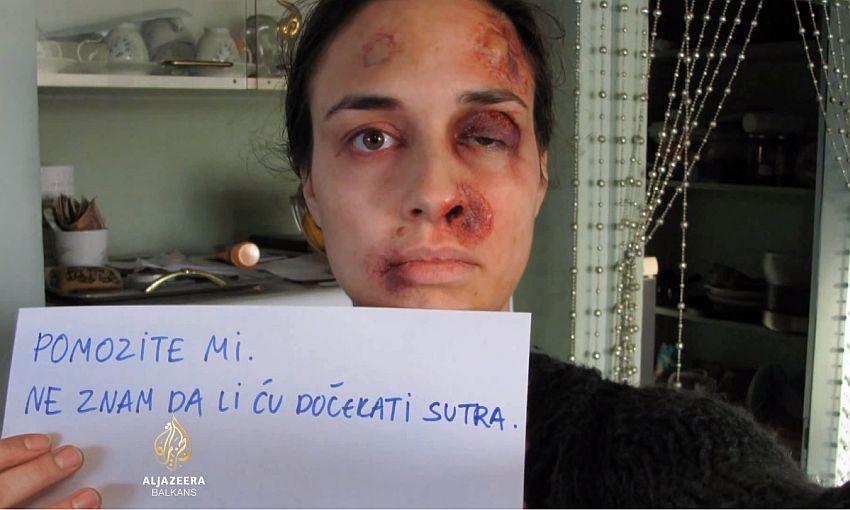 nasilje nad ženama slika