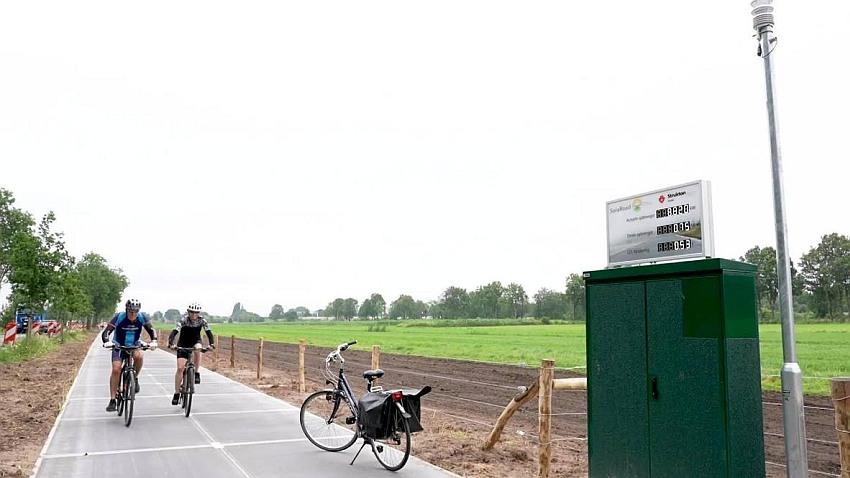 solarna staza za bicikle