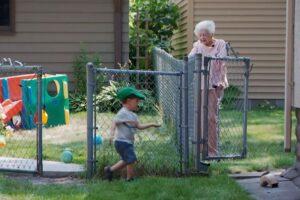baka i dečak