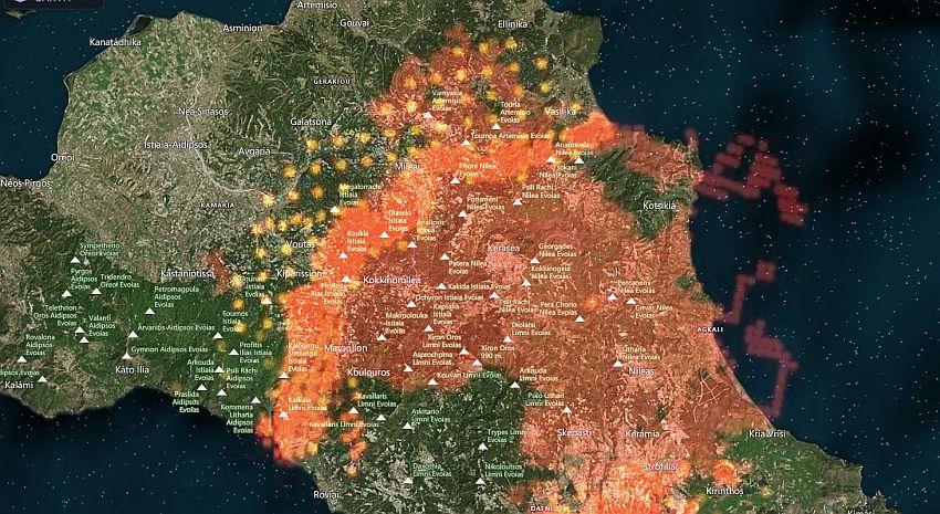 grčka požar 2
