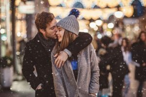 ljubav zima