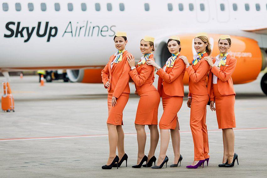 stjuardese stare uniforme