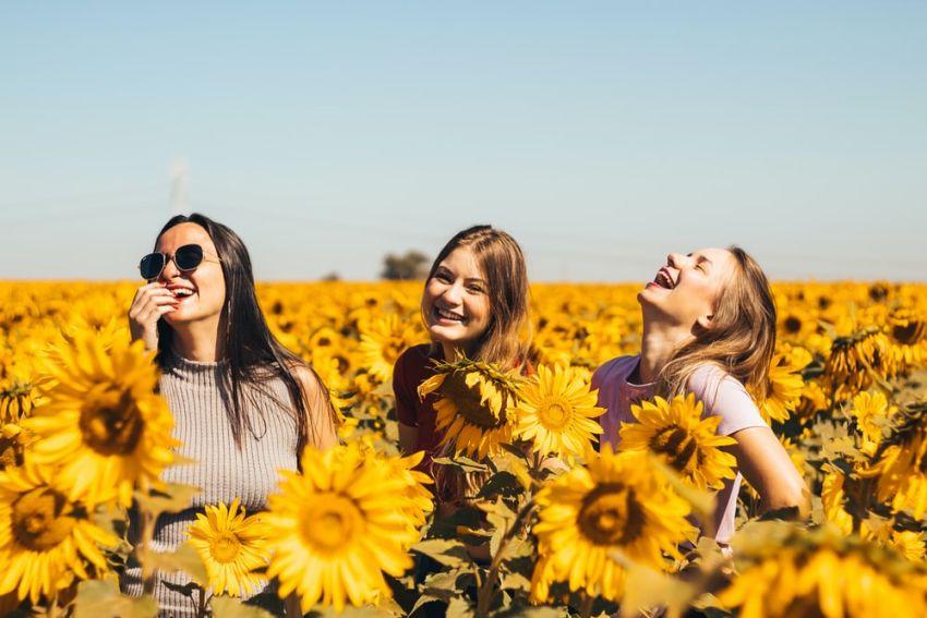 srecne devojke